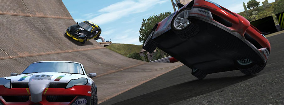 Trackmania Forever The Most Popular Online Pc Racing Game